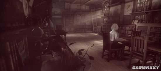《黑暗之魂》開發商FROM SOFTWARE新作首曝:PSVR新遊《Desacine》