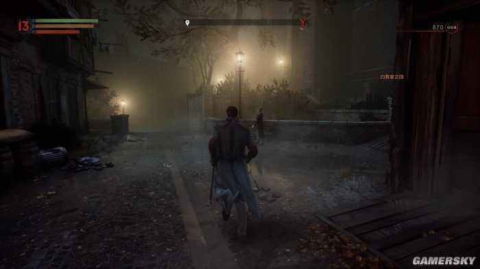 《吸血鬼》評測-倫敦的至暗時刻