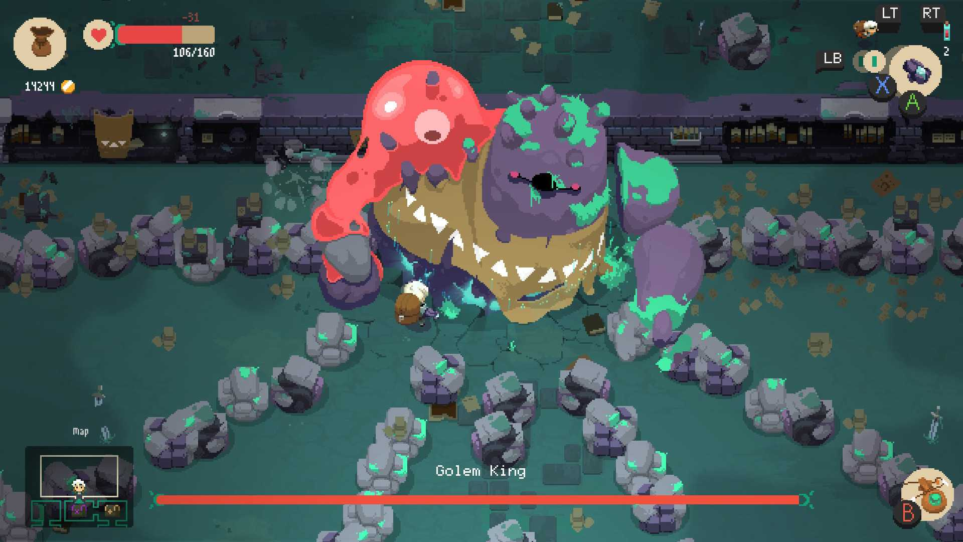Moonlighter Review: Open For Business