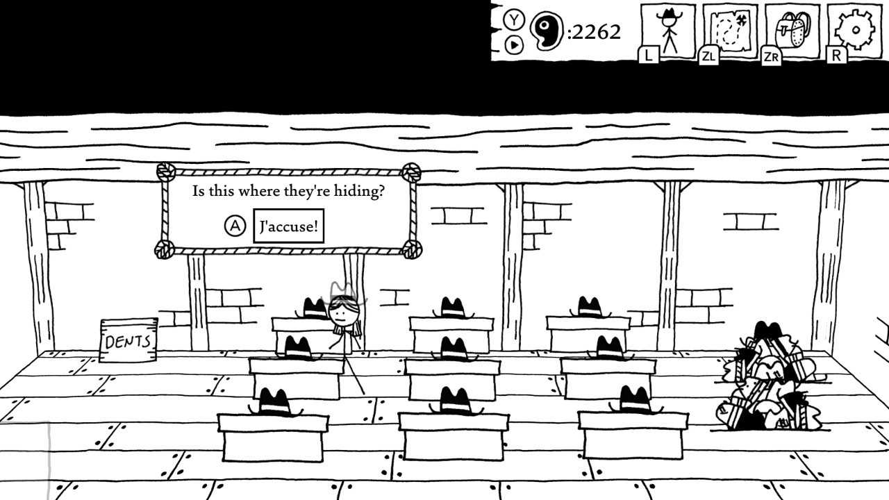 West Of Loathing Review: Wild, Wild West