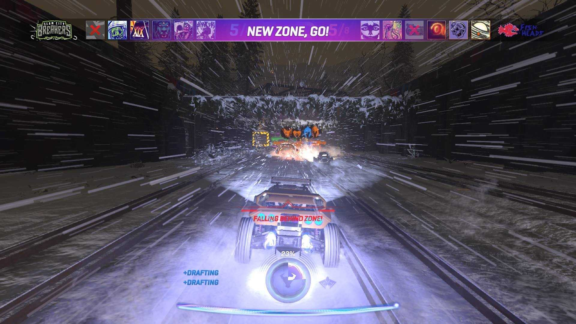 Onrush Review: Push It To The Limit :: Game Reviews - SocksCap64