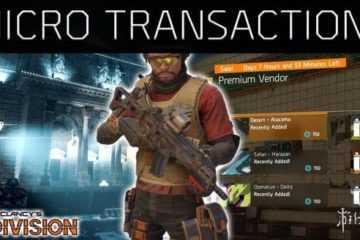 《汤姆克兰西:全境封锁2》确定会有微交易系统 但不会影响游戏公平性