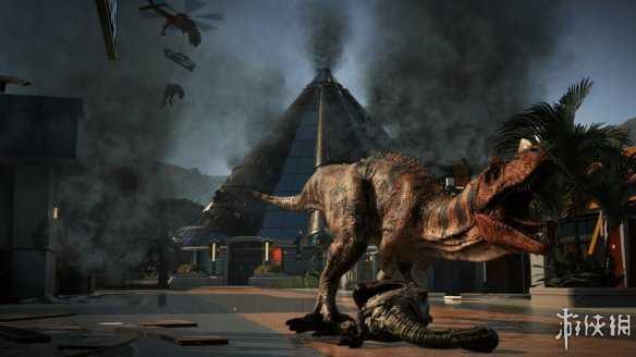 《侏羅紀世界:進化》圖文評測:來吸恐龍吧!