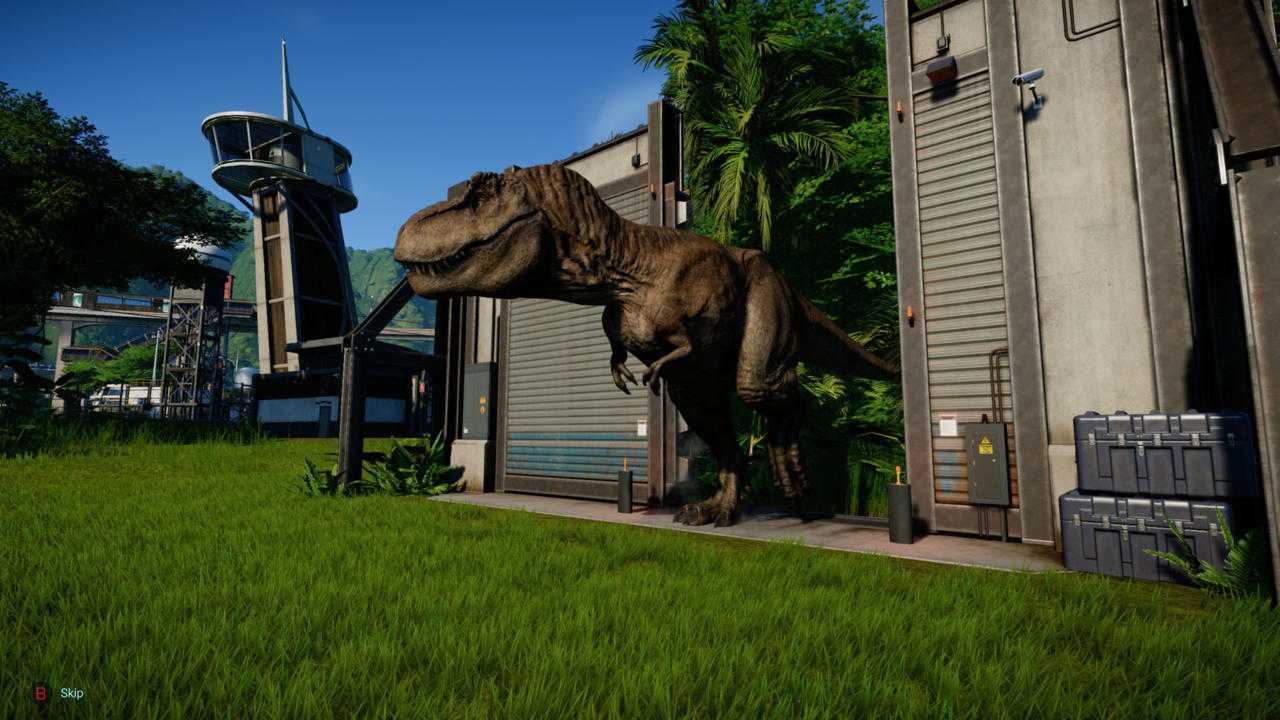 Jurassic World Evolution Review: Life Finds A Way