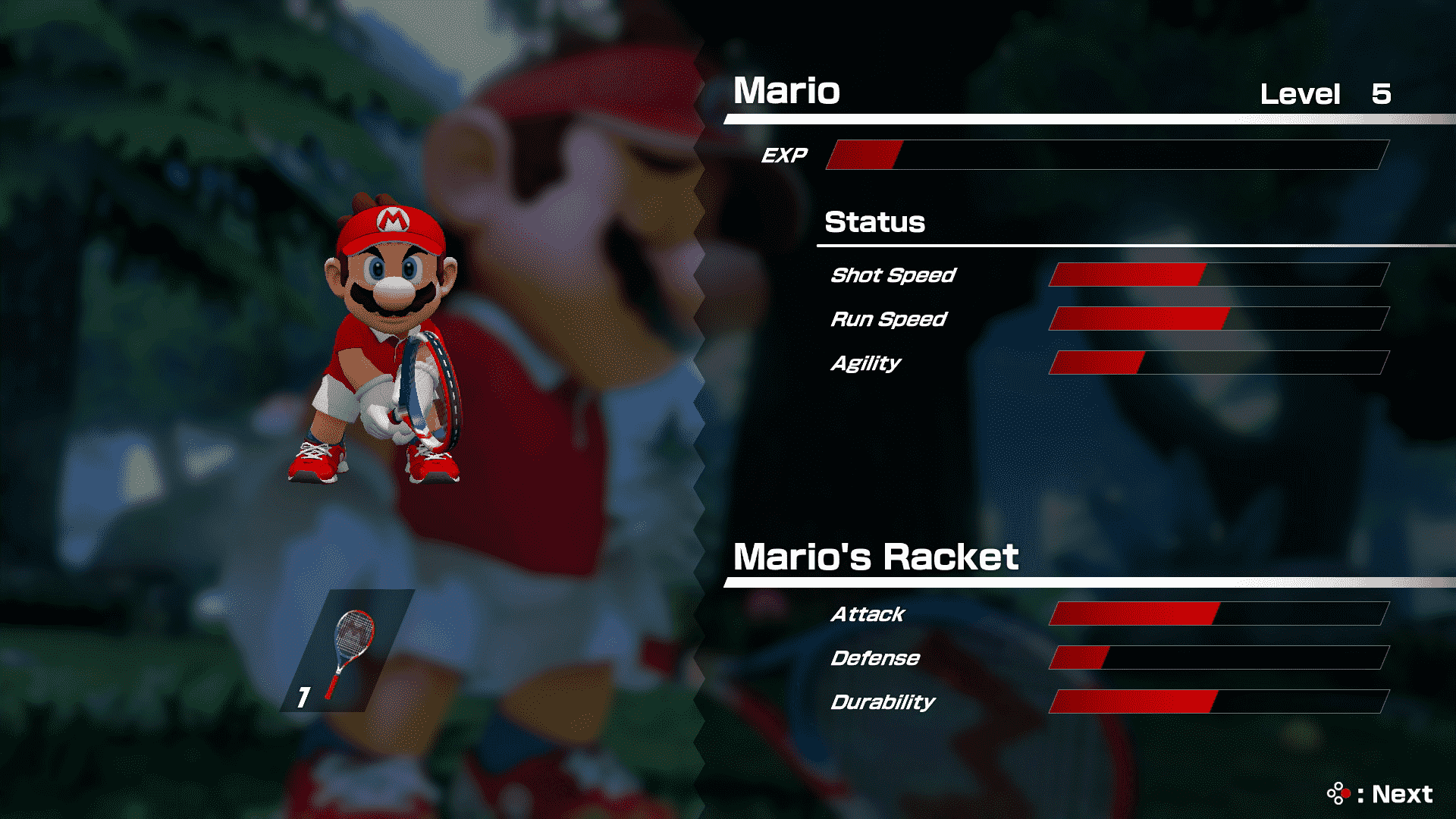 Mario Tennis Aces Review In Progress: Aim High