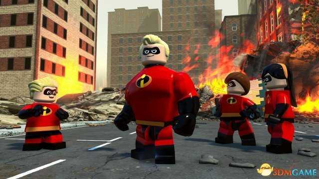 《乐高超人总动员》:TT Games与超能先生的中年危机