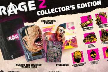 RAGE 2: Collector's Edition