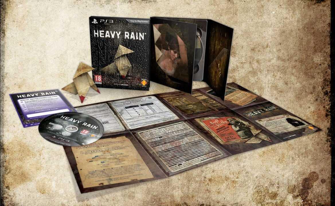 Heavy Rain - Special Edition