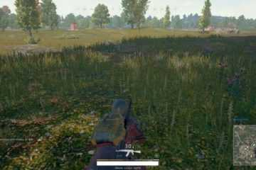 PUBG Guide and Walkthrough-How to survive till the end of a match?