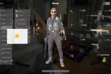 PUBG Guide and Walkthrough-Weapons