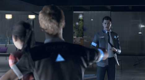 Detroit: Become Human Walktrough-The Hostage