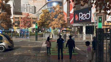 Detroit: Become Human Walkthrough-Opening
