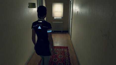 Detroit: Become Human walkthrough-A New Home