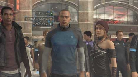 Detroit: Become Human walkthrough [2]