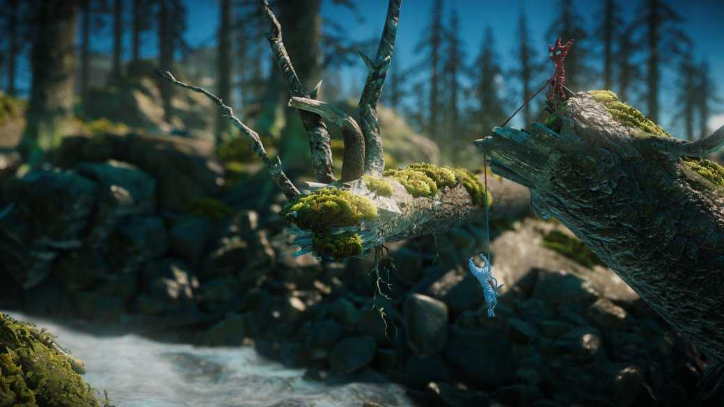 Рецензия на Unravel Two
