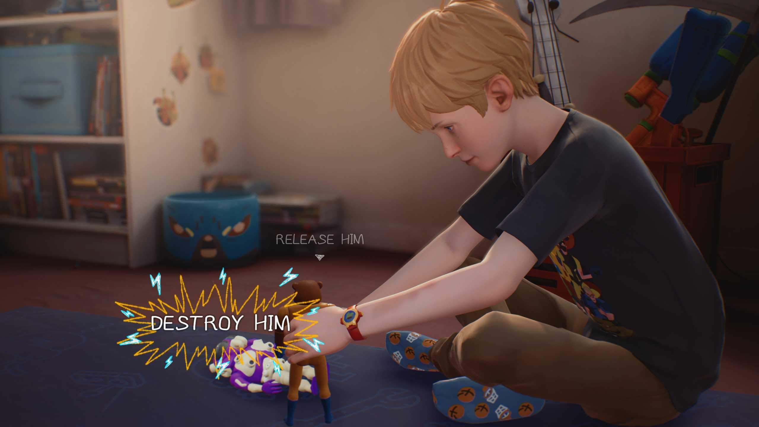 THE AWESOME ADVENTURES OF CAPTAIN SPIRIT REVIEW - OFFERS A TOUCHING PRELUDE TO THE MAIN EVENT