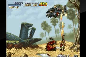 ACA NeoGeo: Metal Slug Review