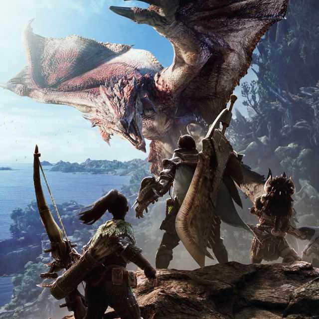 《魔物猎人:世界》预告 PC 版发售日与电脑配备需求资讯即将公布