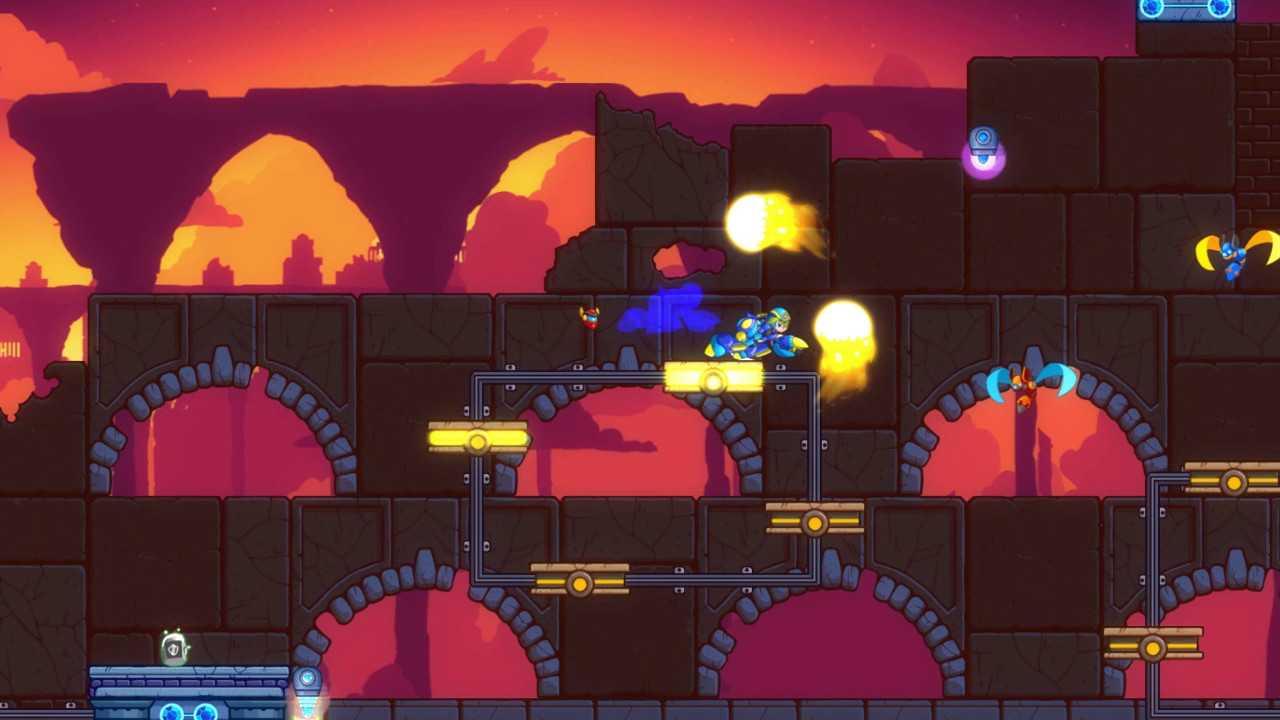 『ロックマンX』+ローグライクなゲーム『20XX』がPS4/Switchで配信開始!Xbox Oneでも配信予定