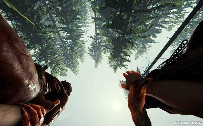 《森林》評測7.7分 利用壹切可利用資源