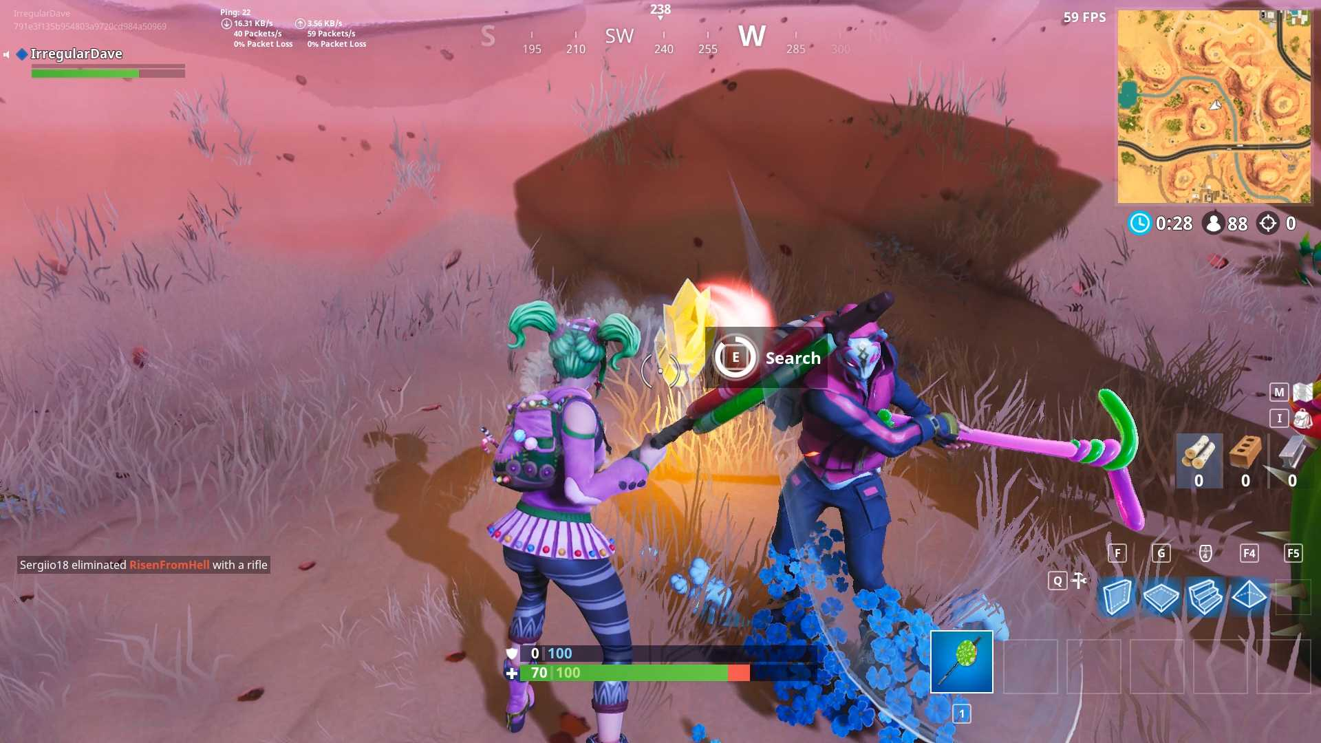 Fortnite Challenge Guide For Season 5: Where To Search Between An Oasis, Rock Archway, And Dinosaurs (Week 2)