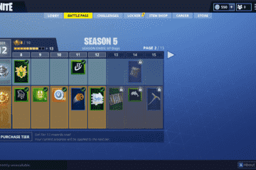Fortnite Challenge Guide Season 5: Where Basketball Hoops Are Located (Season 5, Week 2 Challenges)