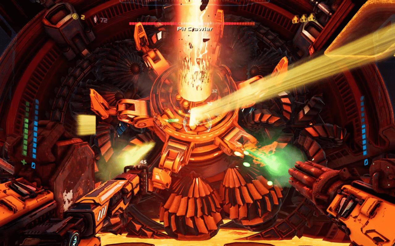 Mothergunship Review: Bullet-Hell Extravaganza