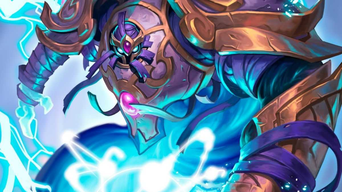 Here's an amazing detail about Electra Stormsurge, and other info on The Boomsday Project from the Hearthstone designers