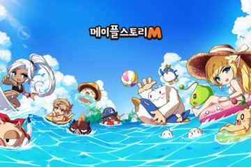 韓方宣布推出國際版《楓之谷M》後 台灣玩家超捧場XD