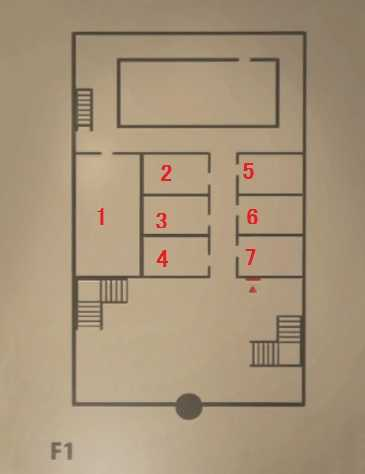 【巨影都市】攻略-男主角 STAGE 11 察覺時立刻在旁的影子