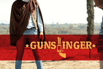 Gunslinger, the first old west duel simulator