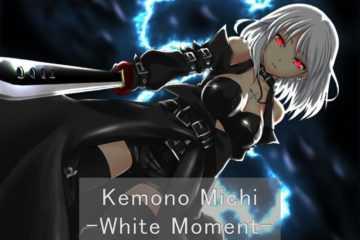 Kemonomichi-White Moment-