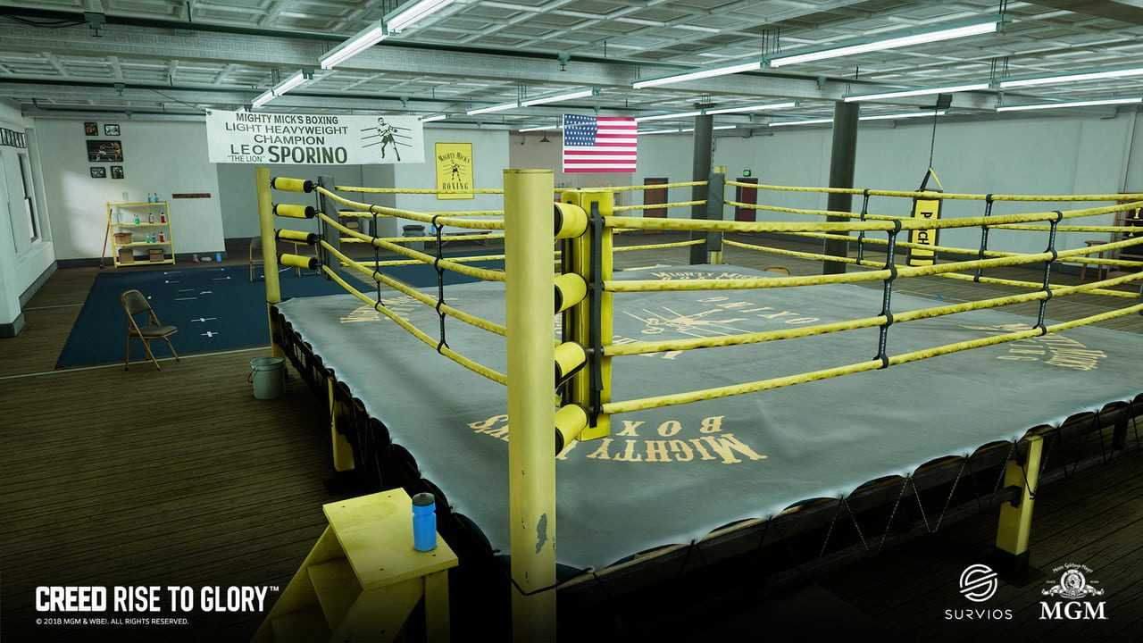 Creed: Rise to Glory Reviews, News, Descriptions, Walkthrough and