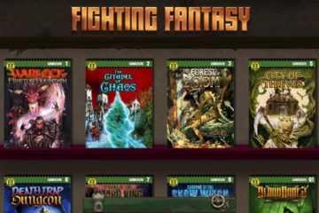 Fighting Fantasy Classics