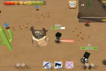Kill Him! Online Wars