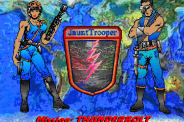 JauntTrooper - Mission: Thunderbolt
