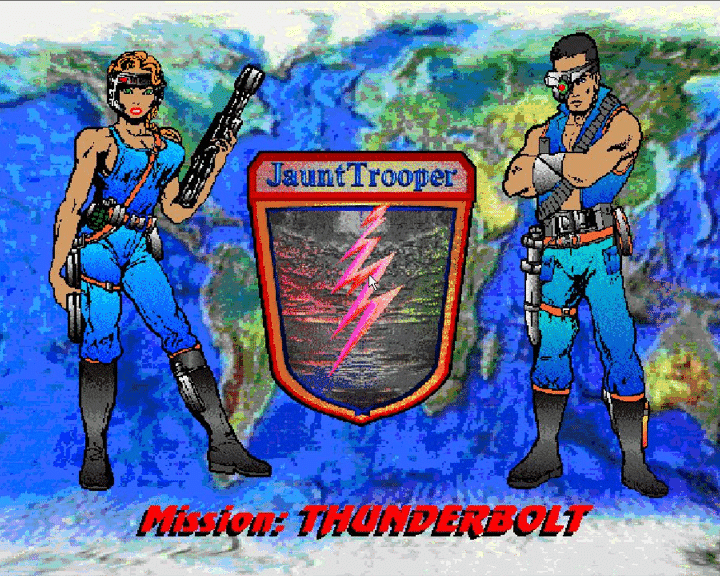 JauntTrooper - Mission: Thunderbolt