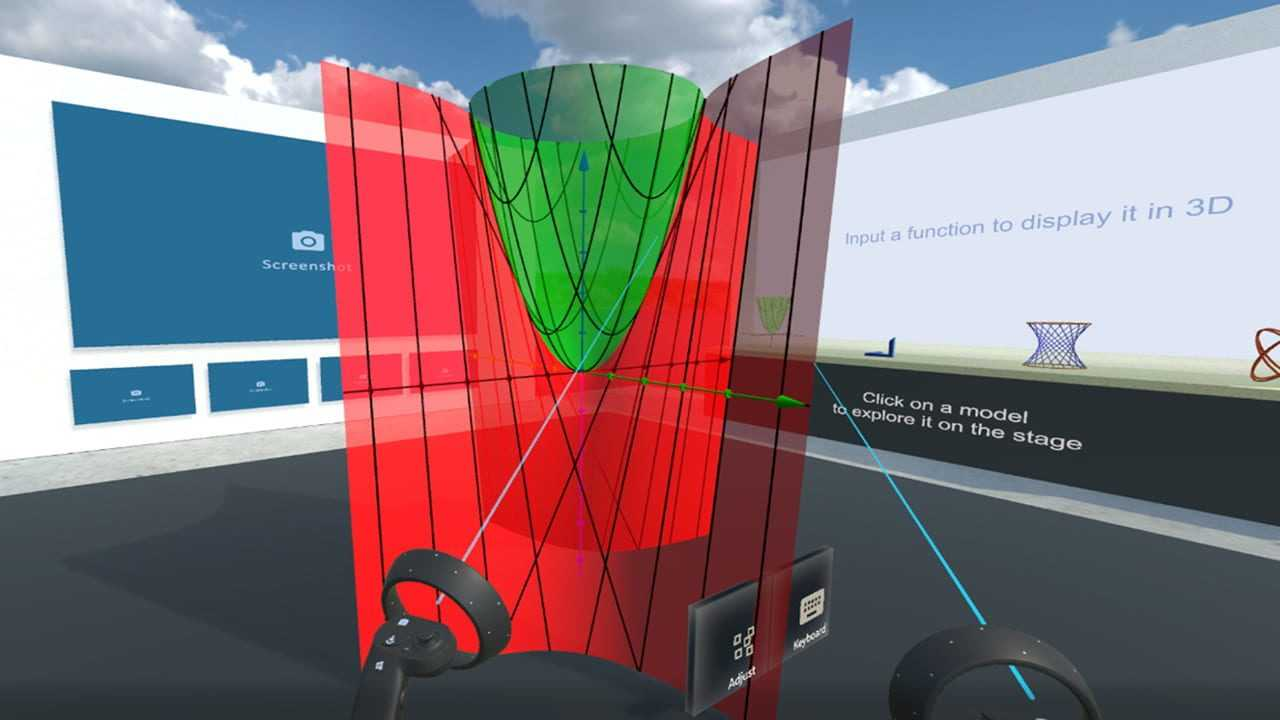 GeoGebra Mixed Reality