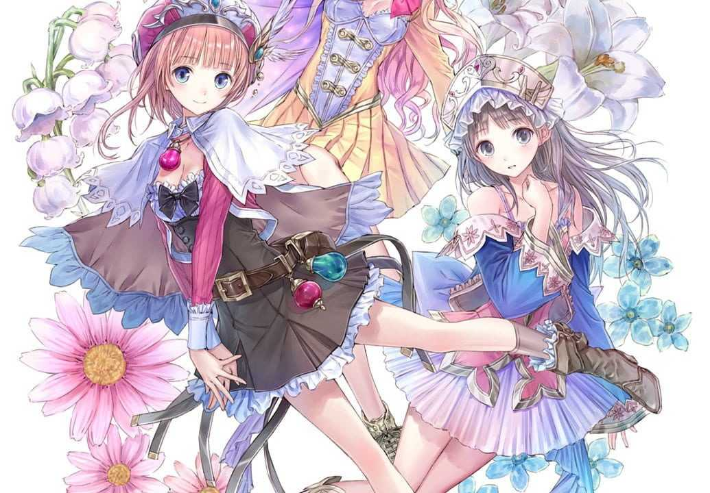 Atelier ~Alchemists of Arland 1-2-3~ DX