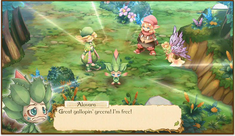 EGGLIA: Legend of the Redcap Offline