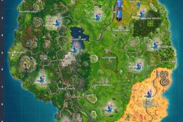 Fortnite Birthday Cake Locations: Here's Where To Dance For The Challenge