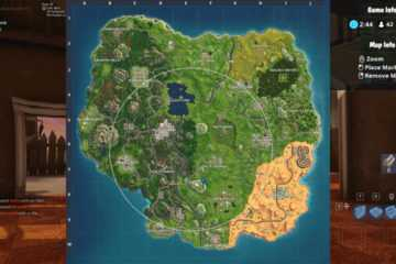 Fortnite: Follow Flush Factory Treasure Map (Season 5, Week 3 Challenge Guide)