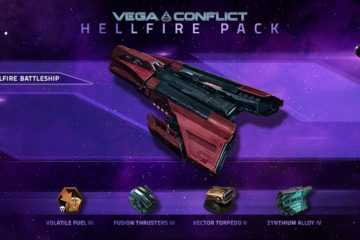 VEGA Conflict: Hellfire Pack (Discounted)