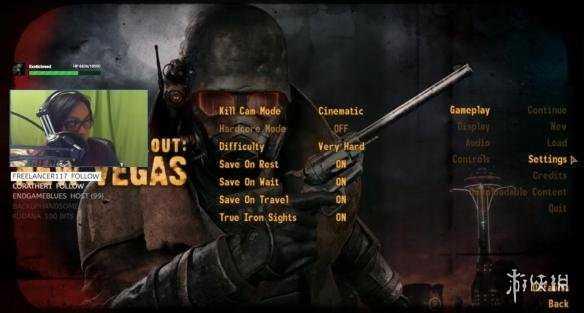 《辐射新维加斯》:大神在最高难度下无伤通关游戏本体+所有DLC视频发布