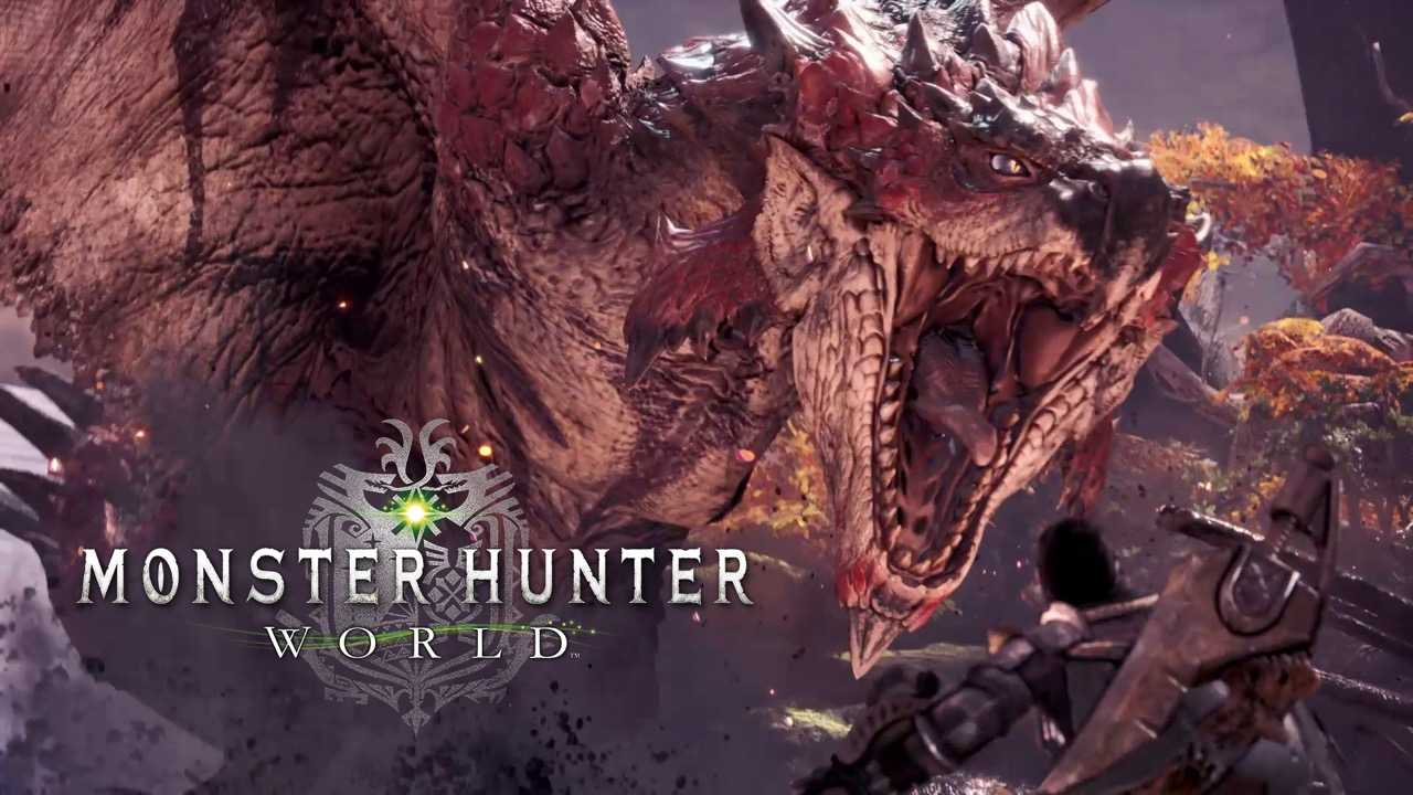 WeGame版《怪物獵人世界》MONSTER HUNTER WORLDMONSTER HUNTER WORLDMONSTER HUNTER WORLDMONSTER HUNTER WORLD接到舉報被迫下架整改停止銷售