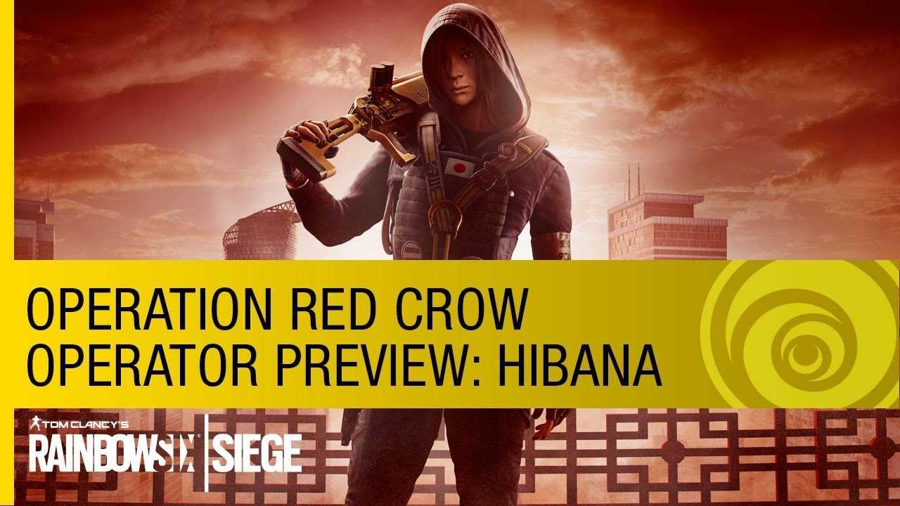Tom Clancy's Rainbow Six: Siege: Operation Red Crow