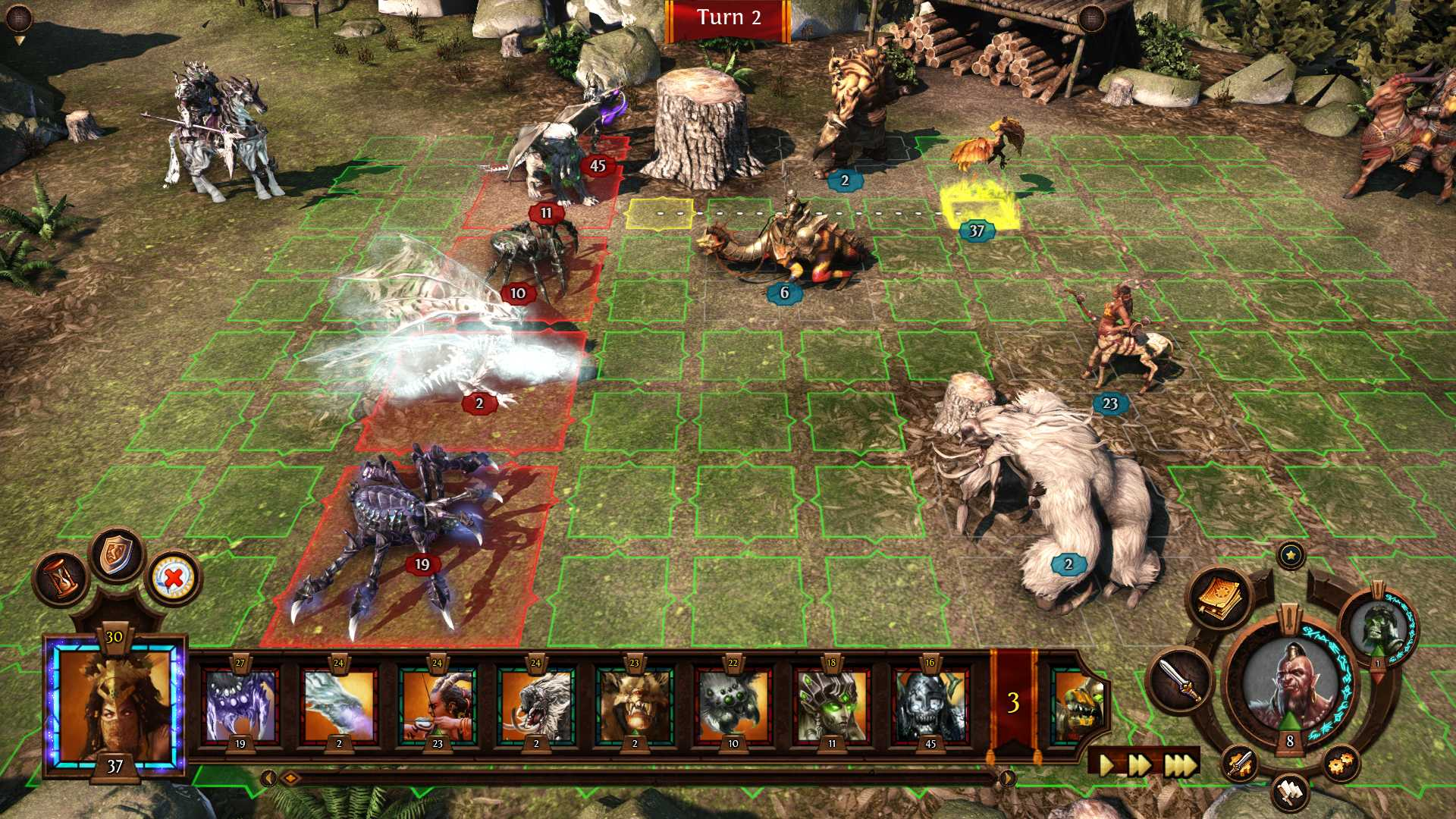 Heroes of Might and Magic 7 VII