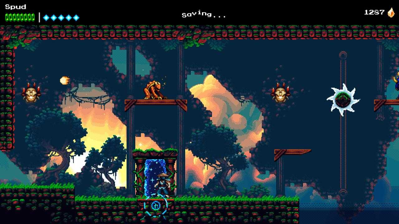 The Messenger Review: Shuriken Sharp