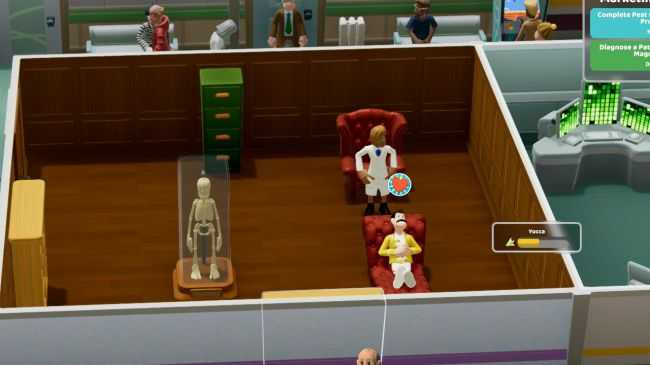 "TWO POINT HOSPITAL REVIEW: ""A MINI-UNIVERSE OF GLEE AND MEDICAL MISCHIEF"""