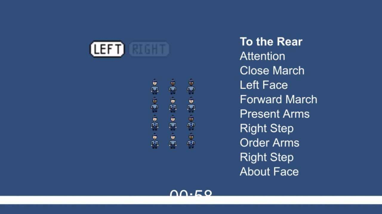 Marching Simulator